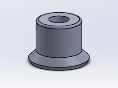 真空吸盤單層盤徑0.5~10mm
