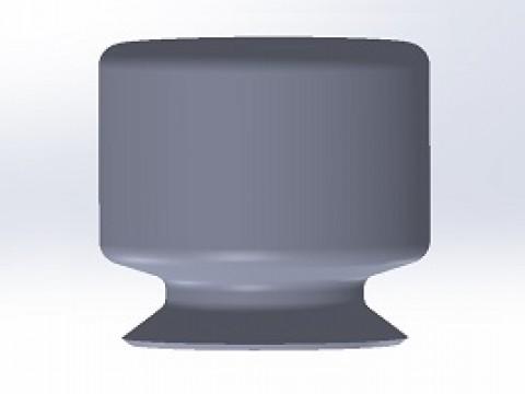 真空吸盤單層盤徑11~20mm