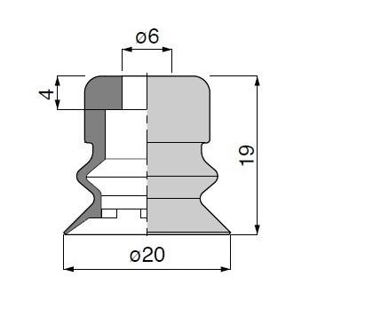 真空吸盤VP-20B