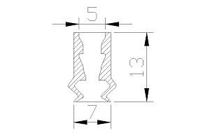 Vacuum Pads ZP06B