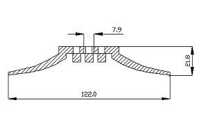真空吸盤S1-122