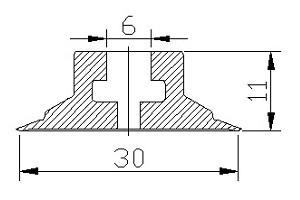真空吸盤PAG-30B