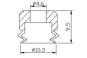 真空吸盤PJG-10