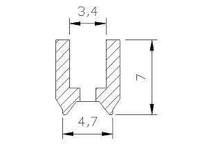 VACUUM PADS S1-04