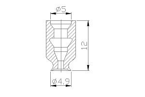 真空吸盤ZP04U
