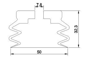 真空吸盤S3-50