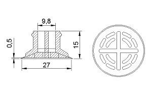 真空吸盤S1-27