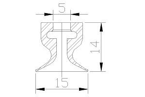 真空吸盤VL1-15