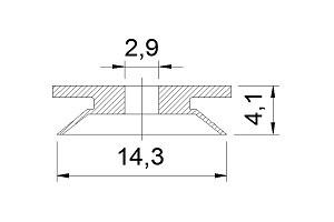 真空吸盤S1-14.3