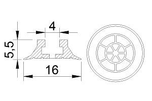 真空吸盤ZT1-15