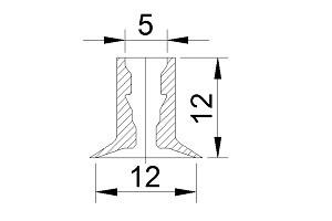 真空吸盤ZU1-12