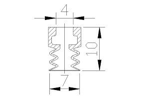 真空吸盤PCG-7