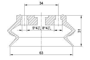 真空吸盤 ZH2-63