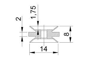 真空吸盤S3-14
