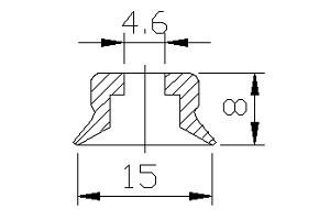 真空吸盤PFG-15