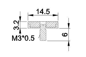 吸盤S1-14.5