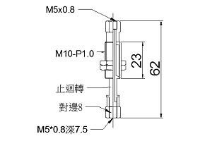 TB5K10B5A10-62L