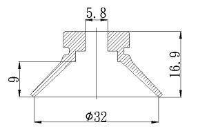 真空吸盘S1-32