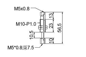 TB5J10B5A10-56.5