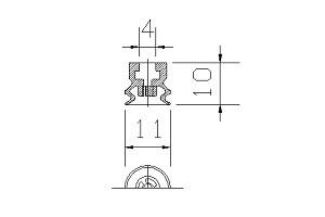 vacuum padZP3-10B