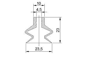 真空吸盘S2-25
