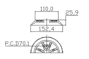 真空吸盤S1-150
