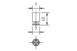 真空吸盤ZP2-B06C