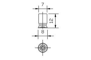 真空吸盤ZP2-07C