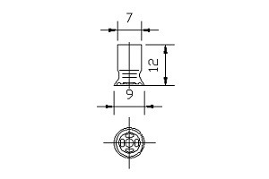 真空吸盤ZP2-08C