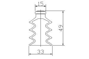 真空吸盤ZP2-30J