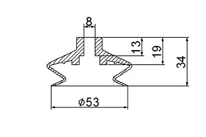 真空吸盤S2-53A