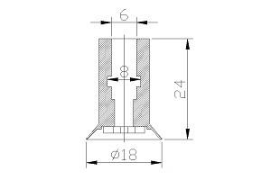 真空吸盤S1-18