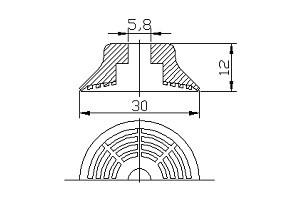 真空吸盘VK1-30