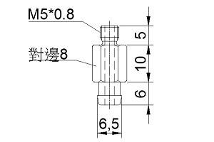 TN-PC-18-M5 (AL6061)