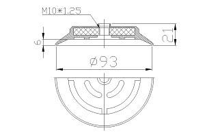 真空吸盤PFG-95