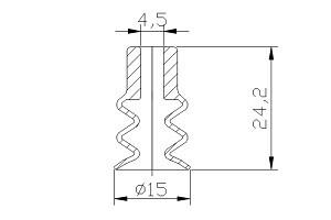 真空吸盤S3-15A