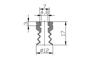 真空吸盤S3-12