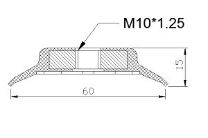真空吸盤S1-60A